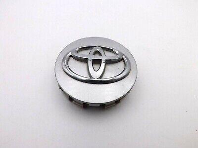 Toyota Camry Venza Wheel Center Cap Silver Finish Chrome Logo 42603-08030
