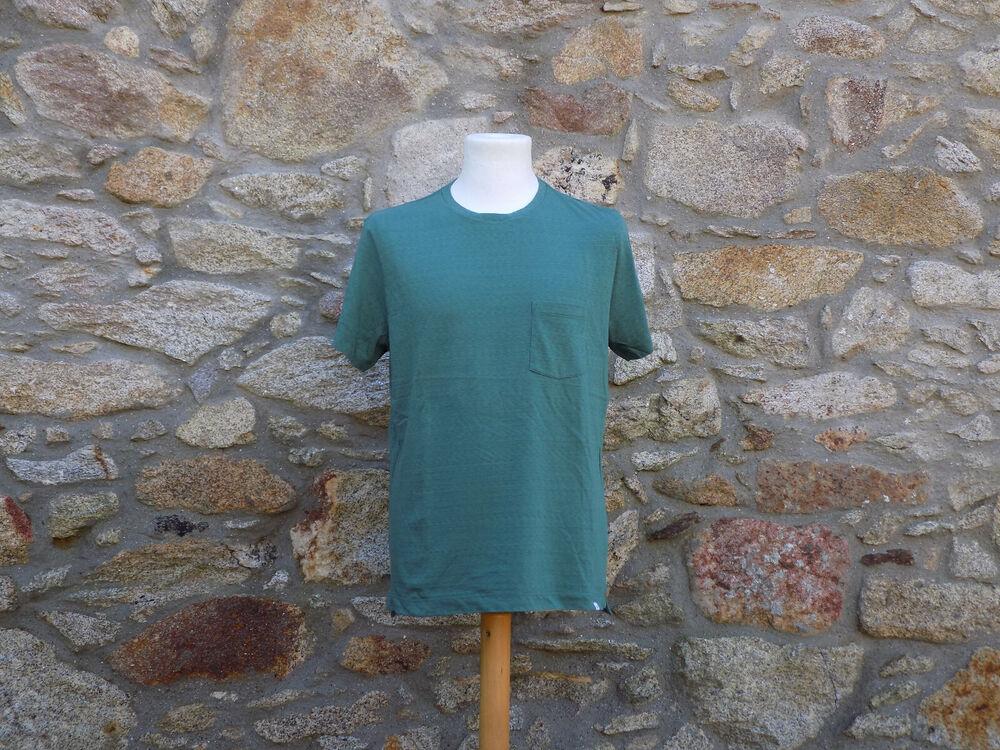 Mode 2019 Orlebar Brown. à Manches Courtes T-shirt. 100% Coton. Entièrement Neuf Sans étiquette. Medium.