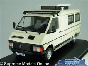 Véhicule de camping-car Renault à l'échelle 1:43 Ixo Eriba 520 Camping-car Dormobile K8 7437126911911