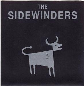 Arizona Rock THE SIDEWINDERS 4 song EP