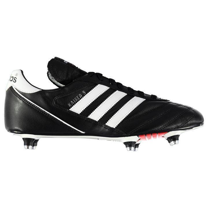 Adidas Kaiser 5 Cup Mens SG Football Boots US 8.5 REF 354