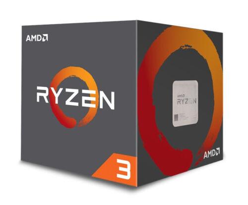 AMD Ryzen 3 1200 3.1GHz L3 Desktop Processor Boxed