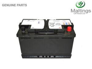 Freelander 2 battery AGM stop start Freelander 2 battery LR091092 80AH 800AMP LR