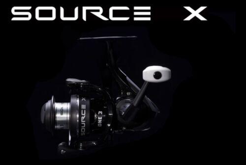ONE3 13 pêche source x 3000 Gear Ratio 5.2 1 Spinning Fishing Reel SORX3000