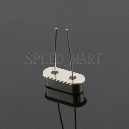 50 Pcs Nouveau 16 MHz 16 MHz 16 M Hz HC-49S passive crystal oscillateur