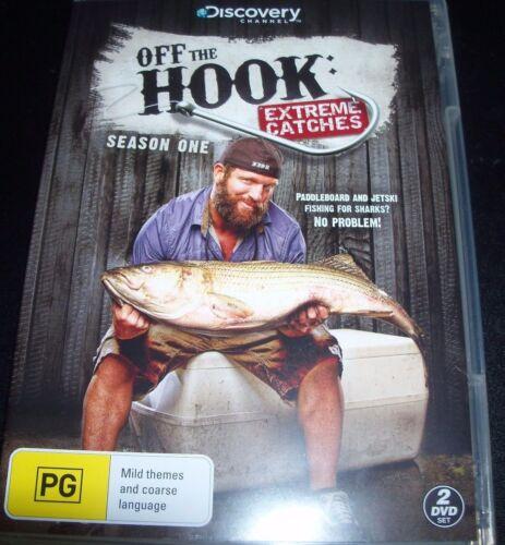 1 of 1 - Off The Hook Season Series One 1 (Australia Region 4) DVD - Like New