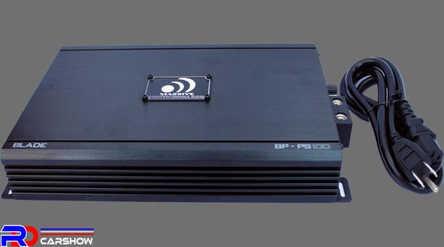 MASSIVE AUDIO BP-PS100 - 100AMP POWER SUPPLY