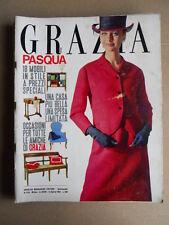 GRAZIA n°1156 1963  Rivista di Moda  - [G738]