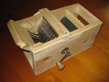 Cotton Gin Plan - Build a Working Model from a  PDF file