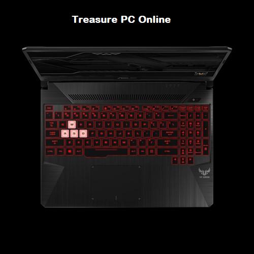 "Asus TUF Gaming FX505D AMD Ryzen7 3750H 16GB RAM 512GB SSD 15.6"" 120Hz GTX1660Ti"
