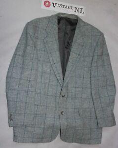 WALBUSCH-Harris-Tweed-Sakko-Gr-26-Business-Jacket-fein-etikett-52-DIRTY