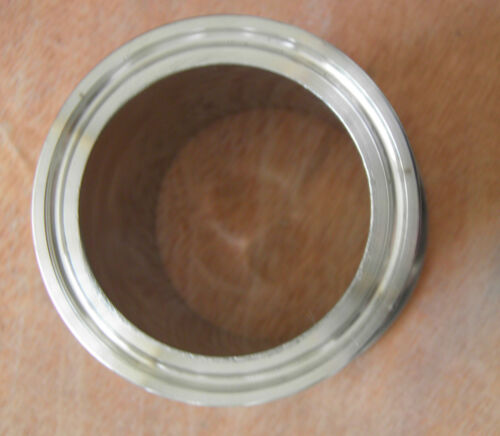 "304 Stainless steel 2/"" x 48/"" Sanitary Tri Clamp Spool"