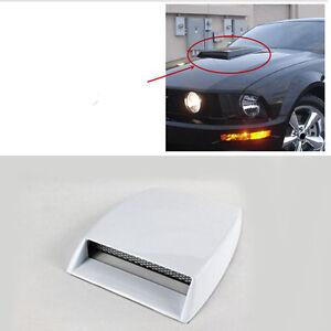 Universal-Car-Decorative-Air-Flow-Intake-Scoop-Turbo-Bonnet-Vent-Cover-Hood-4x4