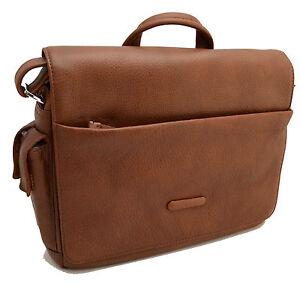 Borsa-Piquadro-Italy-Uomo-Men-Uomo-Donna-Pelle-Messenger-Bag-Porta-Pc-Tablet
