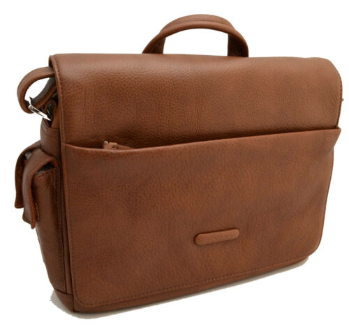 Borsa Piquadro Italy Uomo Men Uomo Donna Pelle Messenger Bag Porta Pc Tablet