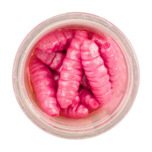 Honey Worm 45mm Moths Scented Trout Berkley Gulp