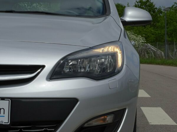 Opel Astra 1,4 100 Enjoy ST billede 12
