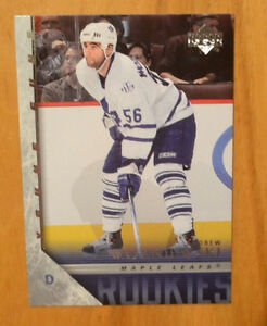 Andrew Wozniewski 2005-06 Upper Deck Hockey Young Guns Rookie Card RC #212