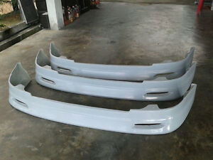 Image Is Loading JDM Front Bumper Lip VERTEX Toyota Mark 2