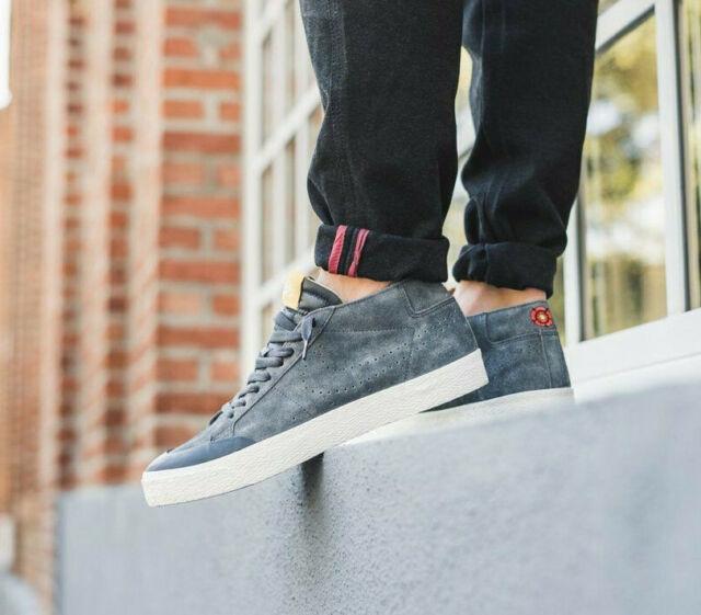 Nike SB Zoom Blazer Chukka XT Size UK 9 US 10 EUR 44 Ah3366 002