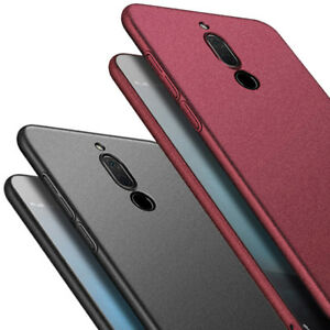 outlet store 714f9 db28a Details about For Huawei Mate 10 Pro P9 Lite Ultra Slim Matte Sandstone  Hard Back Cover Case
