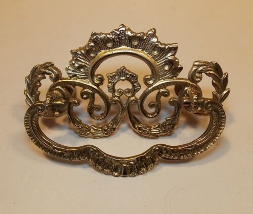 five available One Original Vintage brass pull