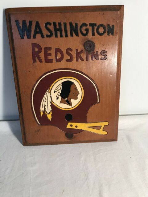 Washington Redskins Wall Decal Logo Football NFL Art Sticker Vinyl LARGE SR118