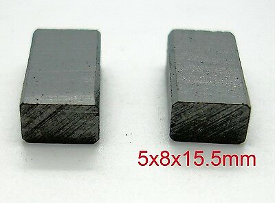 Kohlebürsten Motorkohlen für Bosch GBM 350 5x8x15,5mm 2604321917