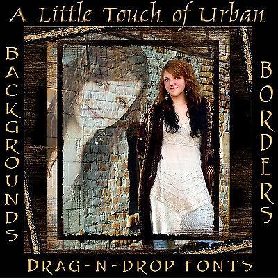 Digital Photography Backgrounds Portrait Studio Backdrops Photoshop Borders M Ebay