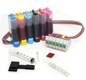 Continuous-Ink-Supply-System-alternative-for-Epson-Artisan-600-700-710-CISS