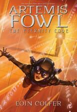 Artemis Fowl: The Eternity Code by Eoin Colfer (2009, Paperback, Revised)