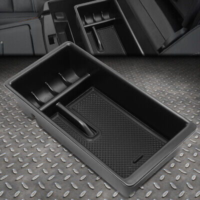 FOR 10-18 TOYOTA 4RUNNER OE CENTER CONSOLE STORAGE BOX ARMREST ORGANIZER TRAY