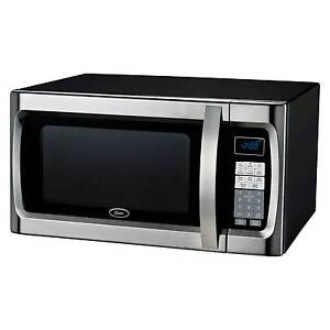 Image Is Loading Oster 1 3 Cu Ft 1100 Watt Microwave
