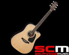 RRP$599 Takamine ED3DC NS Dreadnought Acoustic-Electric Guitar With Pickup Satin