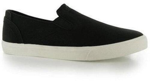 LEE COOPER C JOSE Slip On Shoes Trainers Mens Zapatillas Casual Nuevo