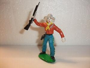 Details zu DDR Kult Spielzeug Indianer Cowboy Figuren Plaho unbespielt neu 60er 80er Jahre