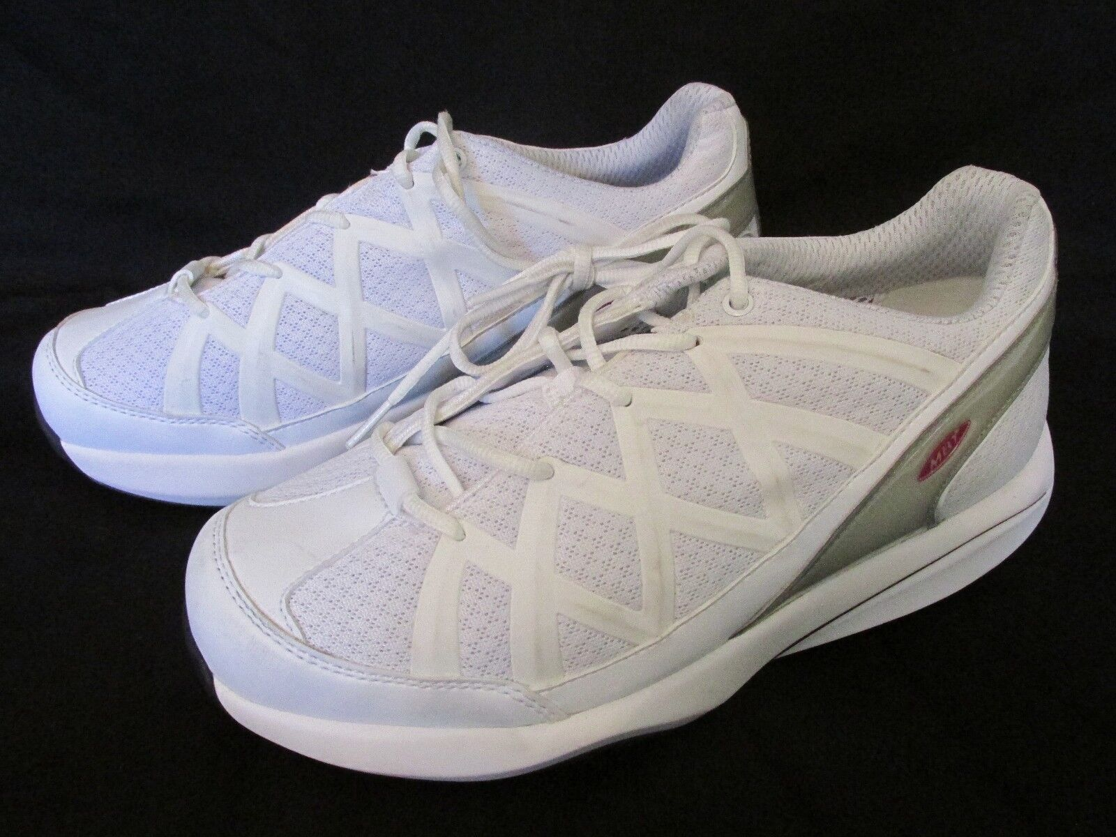 Women's Masai Barefoot Technology MBT Sport 2 Rocker Walking Toning Shoes 7-7.5