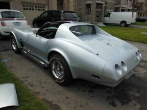 1974 Corvette ''454'' - Full Frame Off Restored