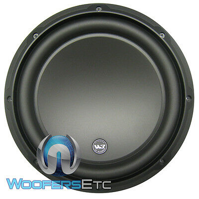 "JL AUDIO 10W3V3-4 1000W 10/"" 4 OHM W3 CAR AUDIO STEREO BASS SUB WOOFER"