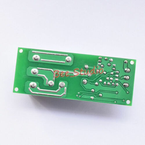 High Power 30A Trigger Control Delay Timer Switch Turn ON//Off Time Relay Module