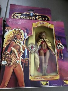 4x-80s-Toys-Golden-Girl-Guardian-Of-The-Gemstones-Croner-Toys-1984-Figures-Rare