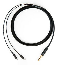 "4ft Corpse Cable for FOCAL UTOPIA Headphones 1//8/"" Stereo Plug"