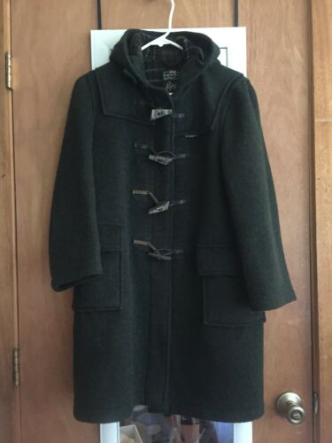 Vintage Kids Gloverall Duffel Coat Size 12
