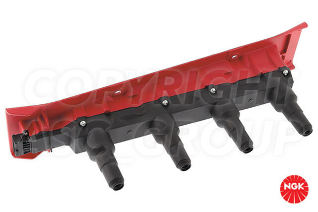 New NGK Ignition Coil For SAAB 9000 2.0 Turbo Berlina 1988-90