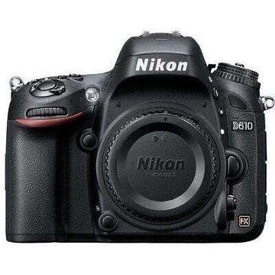 Nikon D610 Body Only