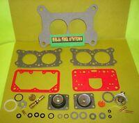 Rebuild Kit For Holley Carburetor Performance Model 7448 350 Cfm 2 Barrel Red