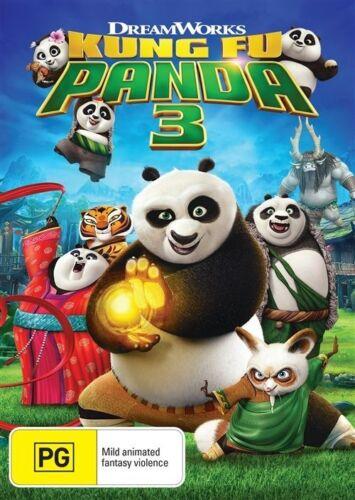1 of 1 - Kung Fu Panda 3 :  NEW DVD