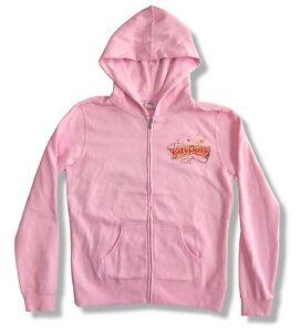 Beatles Let It Be Girls Juniors Grey Zip Up Sweatshirt Hoodie New Official
