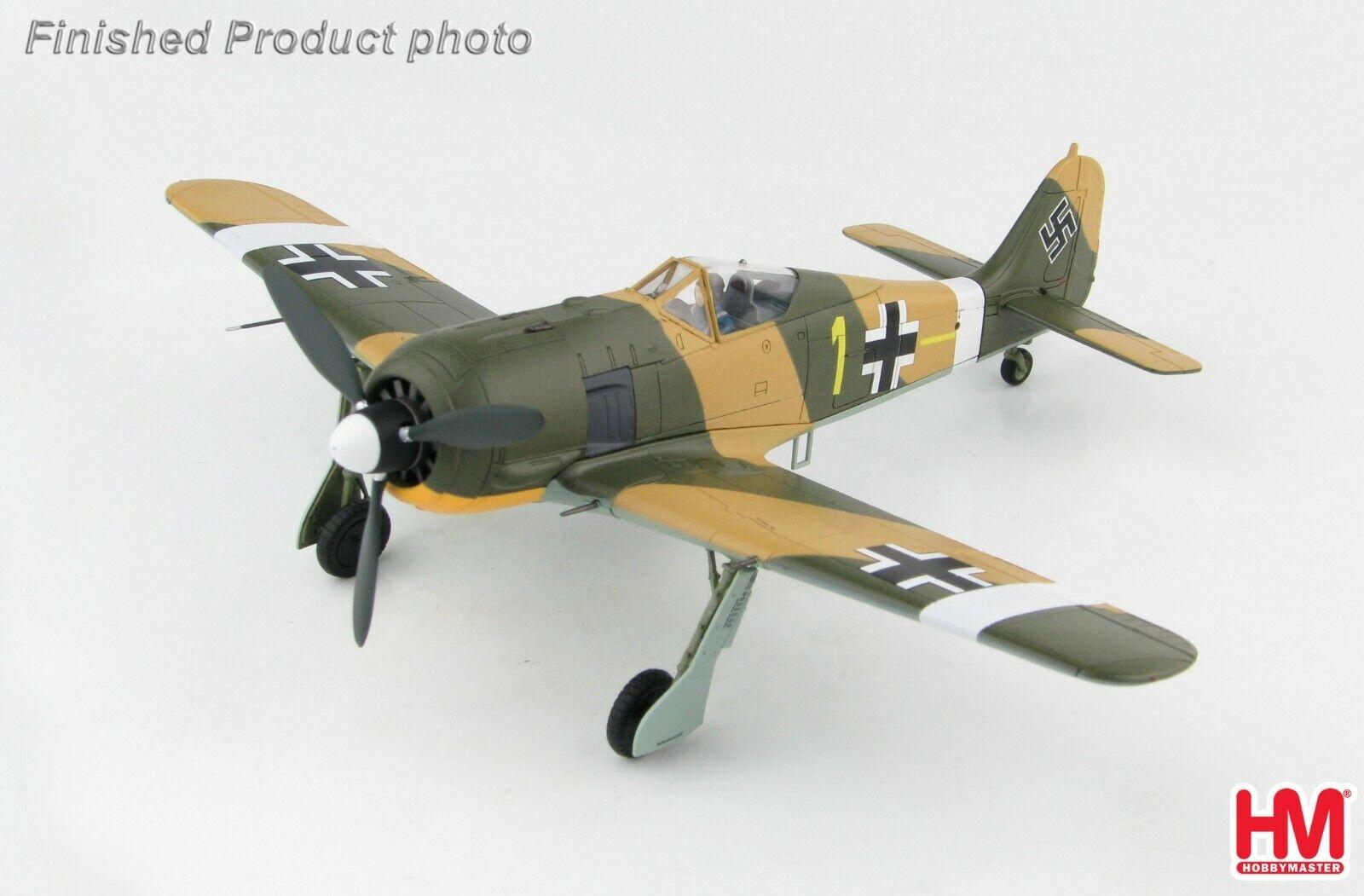 alta calidad Focke-Wulf Fw 190A-7 Erich Rudorffer JG 2 2 2 Richthofen Tunesia Hobby Master HA7425  mejor precio
