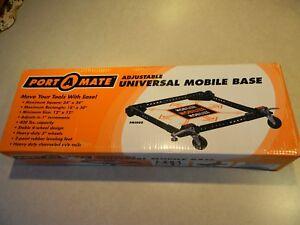 Port-A-Mate PM1000 Mobile Base Kit